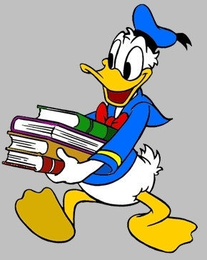 Donald Duck wallpaper containing anime titled Donald Duck
