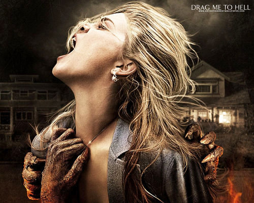 Horror Movies wallpaper called Drag Me to Hell wallpapers