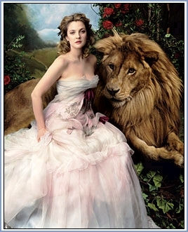 Drew Barrymore as Belle