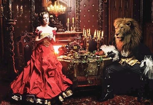 Drew Barrymore as Belle