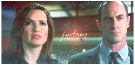 Elliot and Olivia wallpaper possibly containing a business suit and a portrait called EO