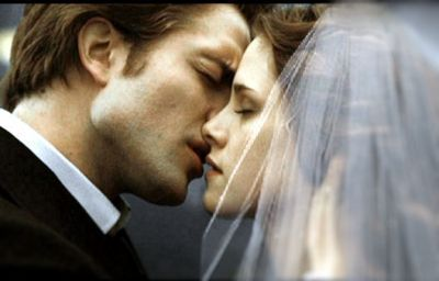 Edward & Bellas Wedding <3 - edward-and-bella photo
