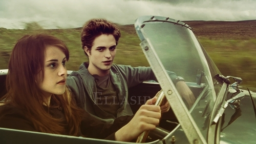 Edward and Bella Manip
