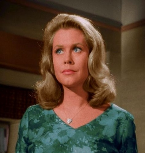Elizabeth as Samantha  (Bewitched)
