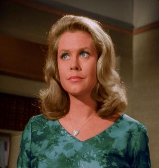 Elizabeth as Samantha  (Bewitched)