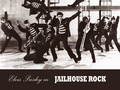 Elvis Jailhouse Rock Wallpaper