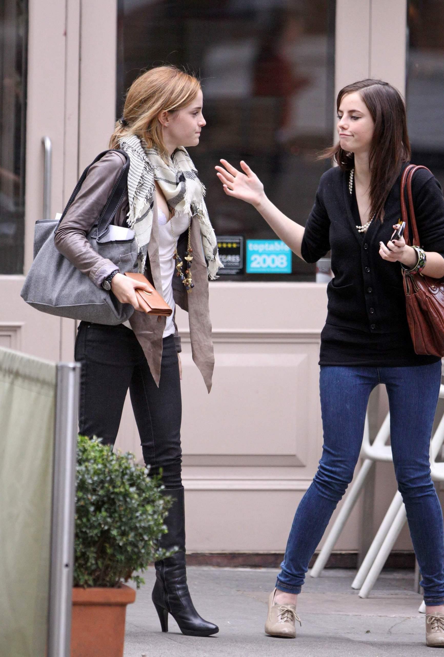 Emma Watson & Kaya Scodelario