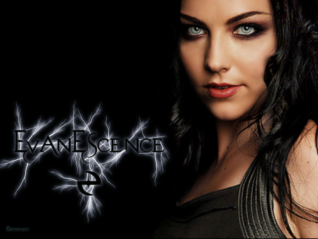Amy lee evanescence desktop
