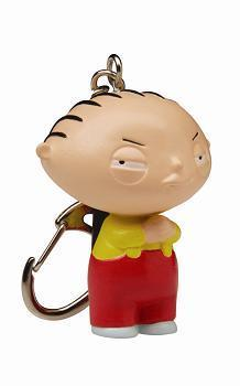 Family Guy Stewie Keychain