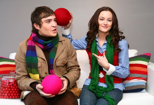 Ed & Leighton wallpaper probably containing an easter egg called GAP Photoshoot