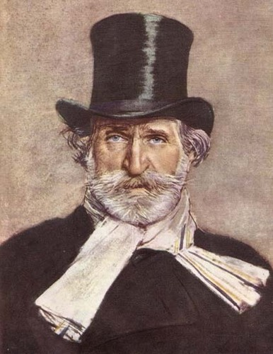 Giuseppe Verdi - classical-music Photo