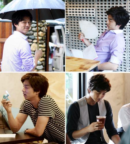 Gong Yoo co-star Coffee Prince