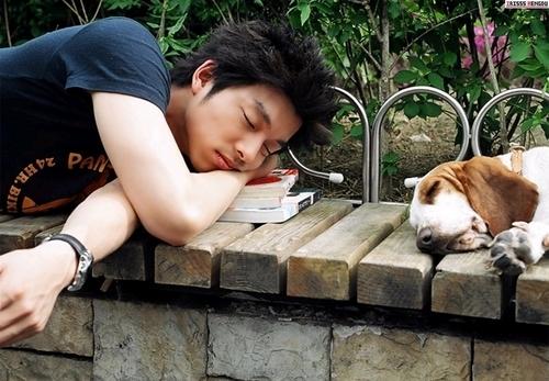 Gong Yoo co étoile, star Coffee Prince