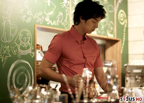 Gong Yoo co سٹار, ستارہ Coffee Prince