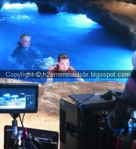 H2O filming - h2o-just-add-water photo