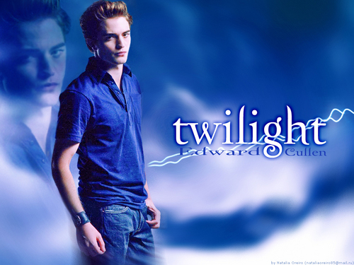 HOTTIE  - edward-cullen Wallpaper