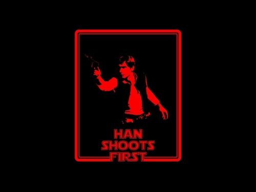 Han Solo Wallpaper