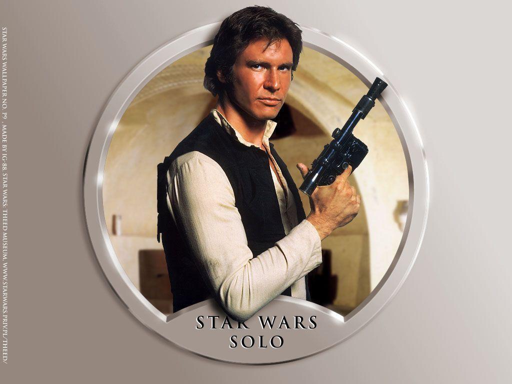 Han Solo Wallpaper - Han Solo Wallpaper (6365188) - Fanpop
