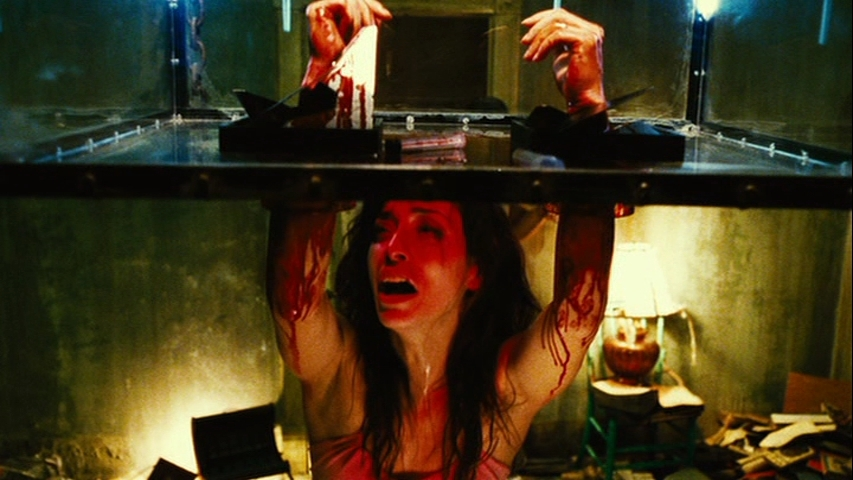 Saw Movie Traps Movies Hand Trap in Saw 2