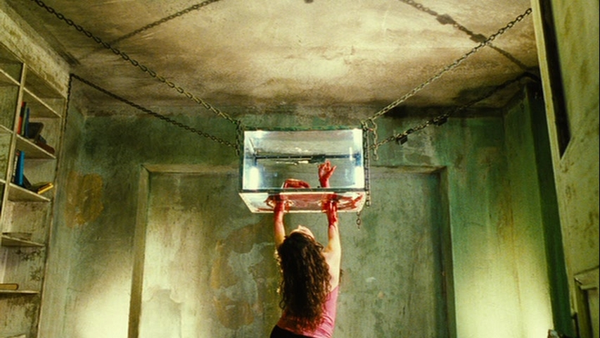 Hand trap in Saw 2 - films d'horreur Image (6366294) - fanpop