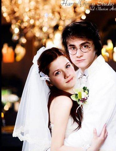 Harry&Ginny Liebe