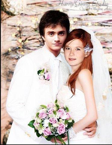 Harry&Ginny amor