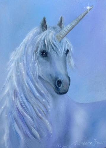 Healing Unicorn