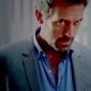 Dr. Gregory House photo with a business suit called House 5x25