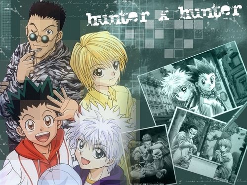 Hunter x Hunter (Охотник х Охотник)