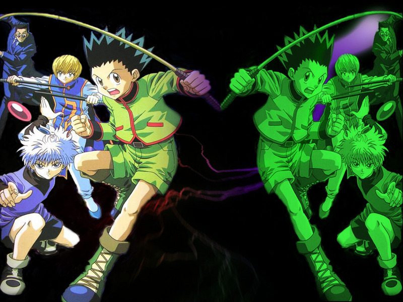 hunter x hunter wallpaper. Hunter x Hunter