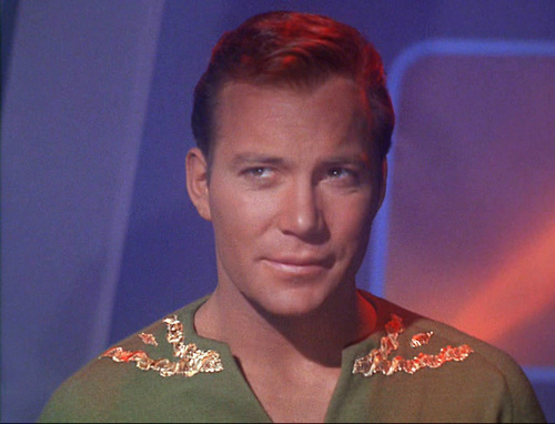 I'm in Liebe with Du - Gorgeous Capt.Kirk