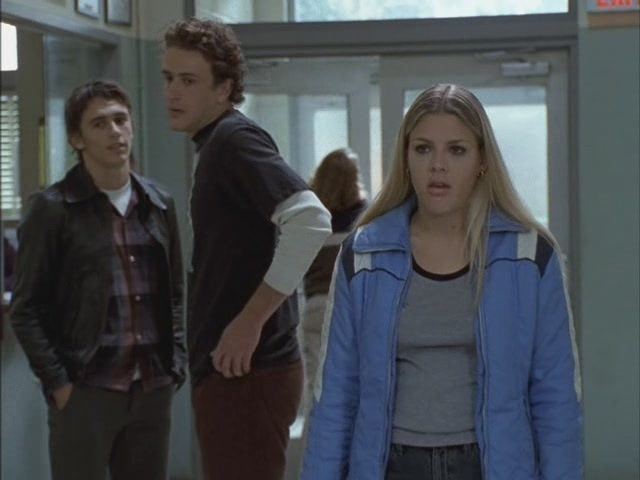 James In Freaks and Geeks (1.10 The Diary)