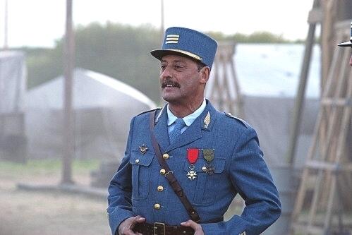 Jean Reno as Captain Thenault