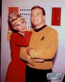 Jim Kirk and Janice Rand