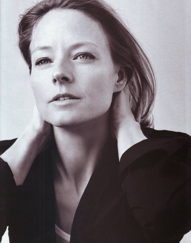 Jodie Foster fond d'écran containing a portrait called Jodie Foster