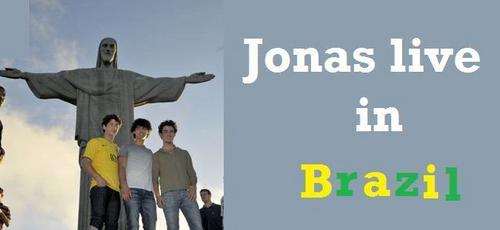 Jonas in Brazil