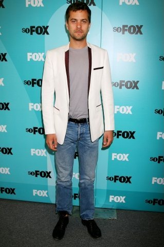Josh @ the 2009 rubah, fox Upfronts