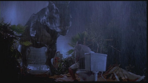 jurassic park wallpaper probably with a douglas fir entitled Jurassic Park