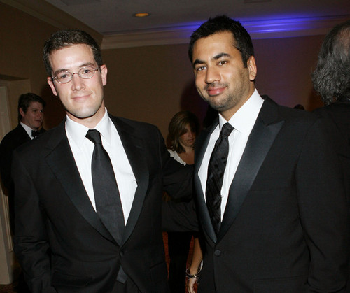 Kal Penn @ the 2009 White House Correspondents hapunan