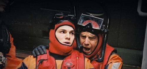 Kevin Costner and Ashton Kutcher - The Guardian
