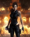 Lara Croft Doppelganger - tomb-raider photo