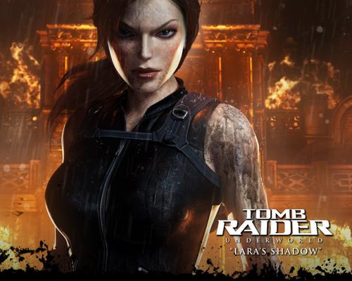 Lara Croft Doppelganger
