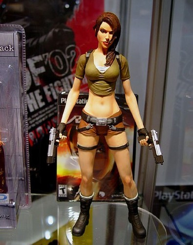 Lara Croft Legend doll