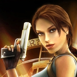 Tomb Raider wallpaper probably containing a portrait entitled Lara Croft