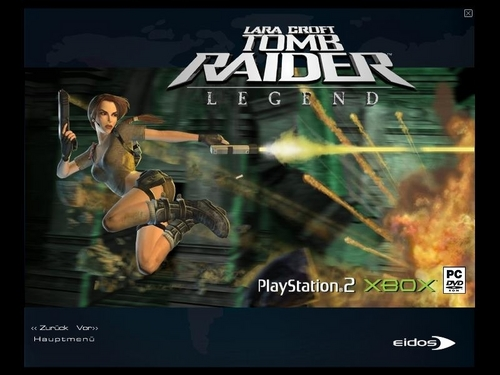 Tomb Raider karatasi la kupamba ukuta with anime called Lara Croft