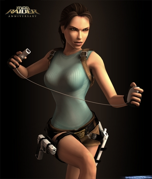 Image of Lara Croft-2