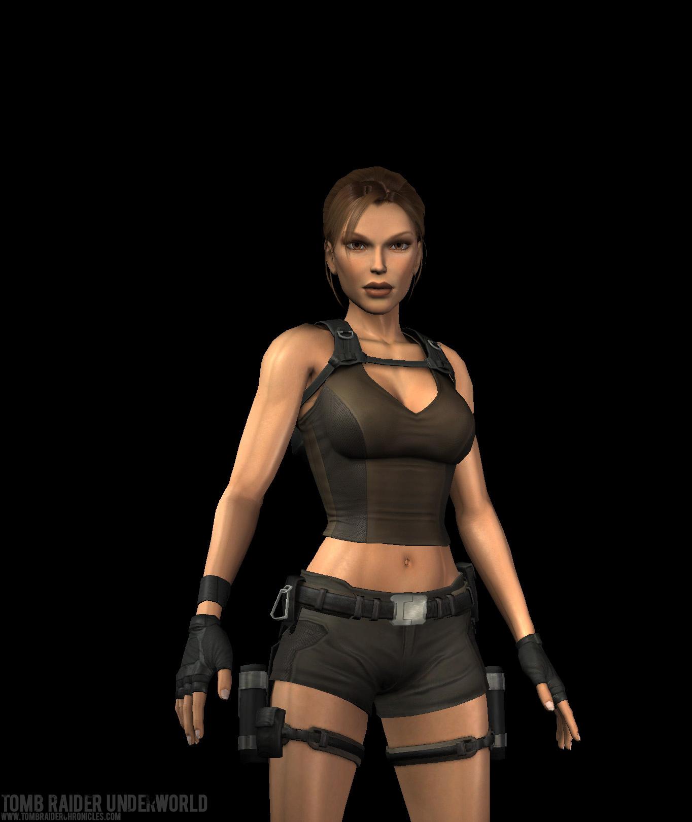 Lara Croft Blasen Videos