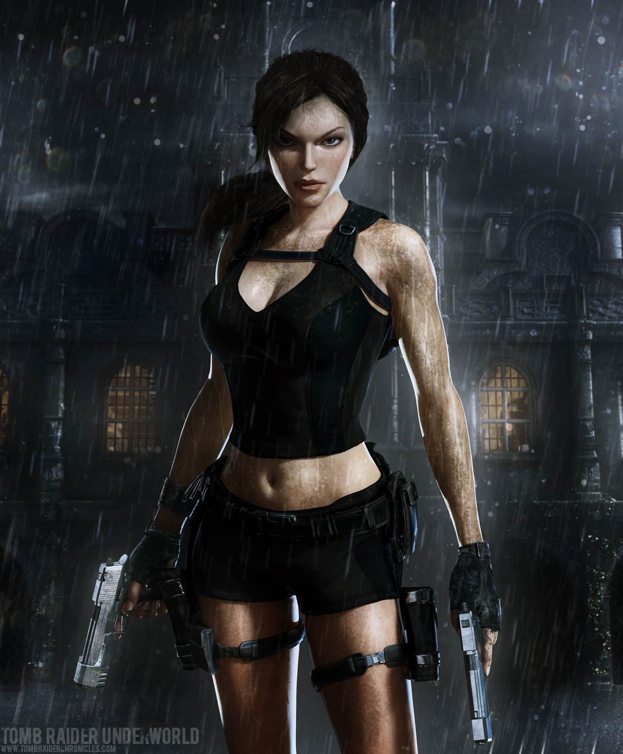 Croft Tomb Tomb Raider Lara Croft
