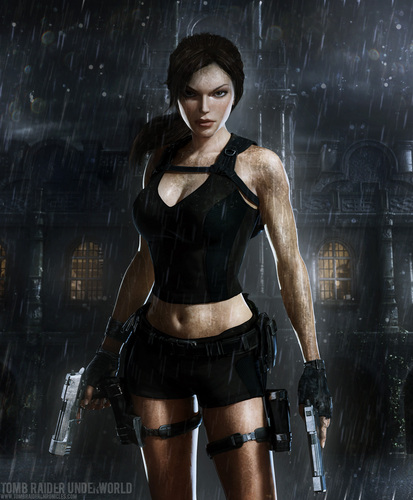 Tomb Raider wallpaper titled Lara Croft