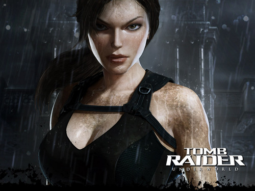 Tomb Raider wallpaper entitled Lara Croft